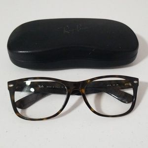 Ray Ban Eyeglasses Frame and Case